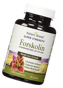 Purest Forskolin Supplement , 250mg Per Serving - Highest