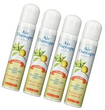Air Therapy Natural Purifying Mist, Original Orange, 4.6