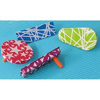 Purim Gragger Metal Noisemaker Assorted Colors and Shapes