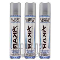 Xikar Purofine Premium Butane - 3 Pack