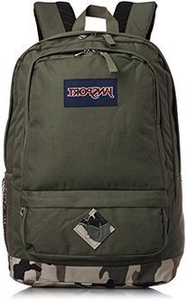 Jansport All Purpose Backpack - desert beige conflict camo,