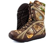 Muck Boot Men's Pursuit Shadow Lace Mid Hunting Shoes,