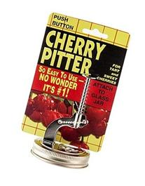 Cherry Pitter Push Button for Glass Jar