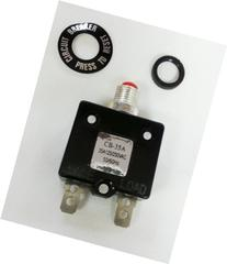 1 piece Push Button Circuit Breaker 35A 125/250Vac 50/60Hz