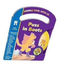 Puss in Boots Handle Book