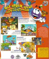Putt-Putt Joins the Circus - PC/Mac