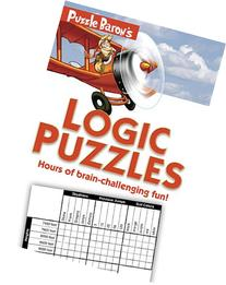 Puzzle Baron's Logic Puzzles: Hours of brain-challenging fun