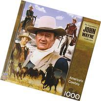 MasterPieces PuzzleCompany John Wayne America's Cowboy