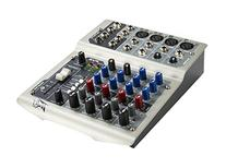 Peavey PV 6 Compact Mixer ESSENTIALS BUNDLE w/ Padded Bag &