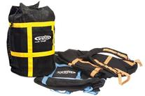 Tilos PVC Luxury Mesh Backpack