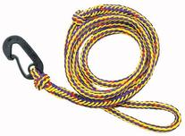 Kwik Tek PWCD-2 PWC Dock Lines With Snap Hooks 2 Pack