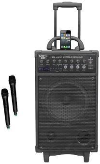 PYLE-PRO PWMA970 300 Watt Wireless Rechargeable Portable PA