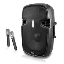 Pyle Active PA Speaker System  Full Range Stereo Sound |