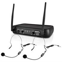 PylePro PDWM2145 Wireless Microphone System - 216 MHz