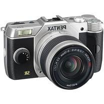 Pentax Q7 12.4MP Mirrorless Digital Camera with 02 Standard