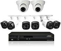 Q-See Surveillance System QC908-8U7-2 8-Channel HD Analog