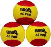 Penn QST 36 Foam Tennis Ball in Polybag, 3 Balls
