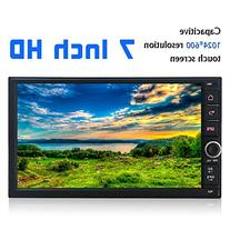 JOYING Quad Core Double 2 Din 1024*600 Resolution HD