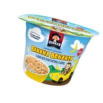 Quaker® Banana Bonanaza⠢ Instant Oatmeal 1.5