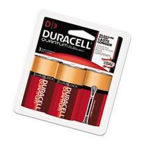 Quantum Alkaline Batteries w/ Duralock Power Preserve