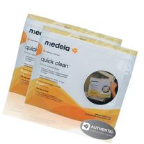 Medela Quick Clean Micro-Steam Bags - 2 Pack