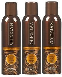 Body Drench Quick Tan * 3 - Pack * Instant Self-tanning