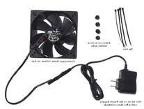 Coolerguys Quiet 120mm AC Powered Receiver/Component Cooling