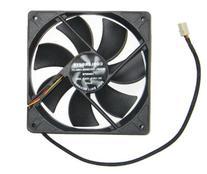 Coolerguys 120mm Quiet Low Speed Dual Ball Bearing Fan 3pin