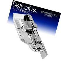 Distinctive 1-4  Quilting Sewing Machine Presser Foot with