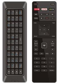 VIZIO Qwerty Remote XRT500 with Back-light for M602I-B3