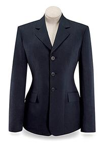 R.J. Classics Ladies Devon Show Coat 4R Navy