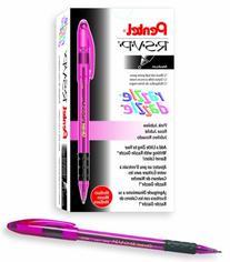 Pentel R.S.V.P. Razzle-Dazzle Ballpoint Pen, Medium Line,