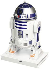 Star Wars 9707 R2D2 Ultrasonic Cool Mist Personal Humidifier