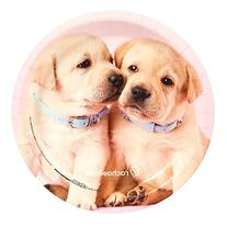 Rachael Hale Glamour Dogs Party Supplies - Dessert Plates