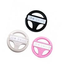 Racing Steering Wheel Handle For Wii Remote Controller/white