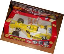 Pez Racing Yellow Race Car