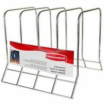 Rubbermaid Organizer Rack, Chrome
