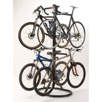 Racor Free Standing Four Bike Rack
