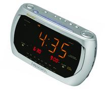 Emerson Radio Jumbo Triple Display Dual Alarm AM/FM Clock