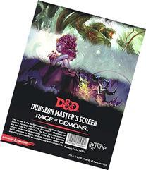 Gale Force 9 D&D Rage of Demons DM Screen Board Games