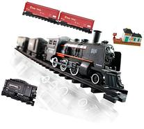Railway King Electric Steam Locomotive Classical Train