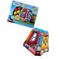Thomas and Friends Railway Playland Inflatable Ball Pit with