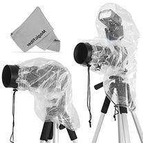 Altura Photo Rain Cover for DSLR Camera - Standard and