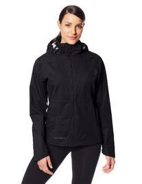 Exofficio Women's Rain Logic Jacket, Black, X-Large