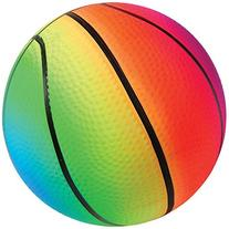 Lot Of 12 Rainbow Theme Basketball Design Playground
