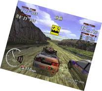 Sega Rally Championship-Sega Saturn