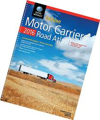 Rand Mcnally 2016 Motor Carriers' Road Atlas