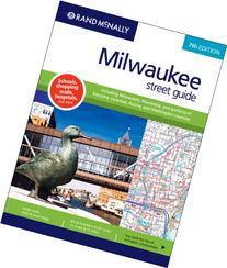 Rand McNally 7th Edition Milwaukee street guide