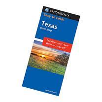 Rand McNally Easy To Fold: Texas