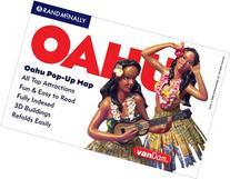 Rand McNally Oahu Pop-Up Map